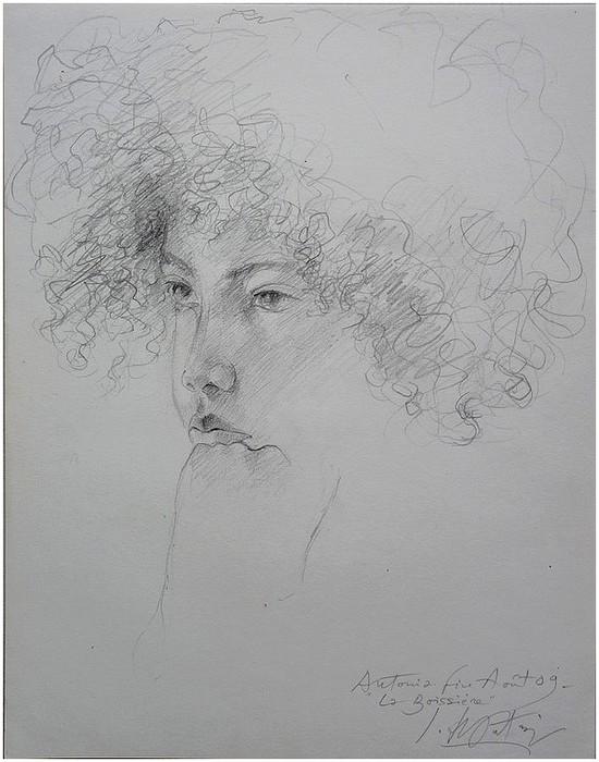 portrait Antonia 2009